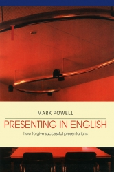 Presenting in English - Mark Powell