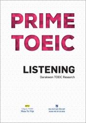 Prime TOEIC Listening (kèm CD)
