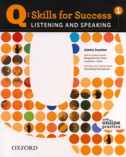 Q:Skills for Success 1 - Listening and Speaking