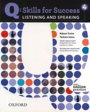Q:Skills for Success 4 - Listening and Speaking