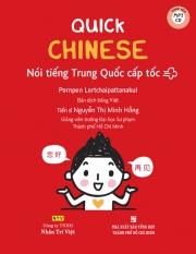 Quick Chinese - Nói tiếng Trung Quốc cấp tốc (kèm CD)