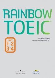 Rainbow TOEIC Part 1,2,3,4 (kèm CD)