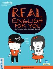 Real English for you - Tự học giao tiếp tiếng Anh thực tế (nghe qua app)