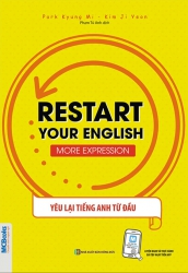 Restart your English - More Expression (nghe qua app)
