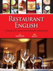 Restaurant English - A Hands-On Course for Restaurant Professionals (kèm CD)