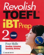 Revolish TOEFL iBT Prep Level 2 (kèm CD)