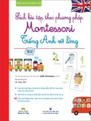 Sách bài tập theo phương pháp Montessori - Tiếng Anh vỡ lòng (kèm CD)