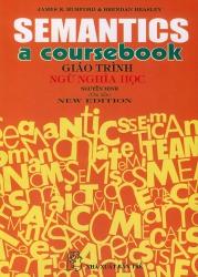 Semantics: a coursebook - Giáo trình ngữ nghĩa học