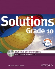 Solutions grade 10 (kèm CD)