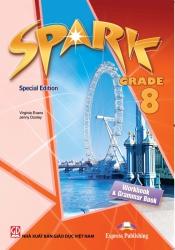 Spark Grade 8 - Special Edition - Workbook & Grammar Book