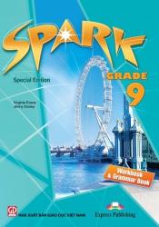 Spark Grade 9 - Special Edition - Workbook & Grammar Book