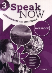 Speak Now 3 - Workbook