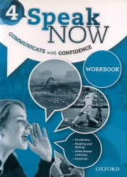 Speak Now 4 - Workbook