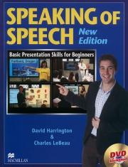 Speaking of Speech (kèm DVD)