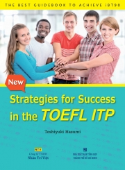 Strategies for Success in the TOEFL ITP (kèm CD)