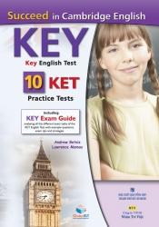 Succeed in Cambridge English: Key (KET) (kèm CD)