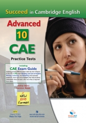 Succeed in Cambridge English: Advanced (CAE) (kèm CD)