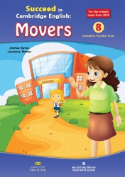 Succeed in Cambridge English: Movers - 2018 edition (kèm CD)