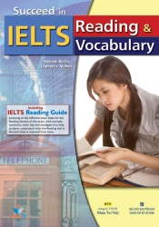 Succeed in IELTS: Reading & Vocabulary (kèm CD)