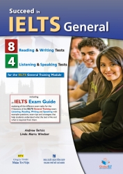 Succeed in IELTS: General (kèm CD)