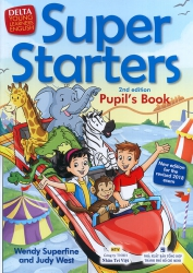 Super Starters - 2nd edition - Pupil's Book (kèm CD)