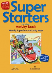 Super Starters - 2nd edition - Activity Book (kèm CD)