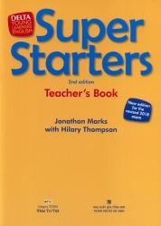 Super Starters - 2nd edition - Teacher's Book (kèm DVD)