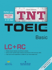TNT TOEIC Basic LC + RC (Third edition - 2019 format)