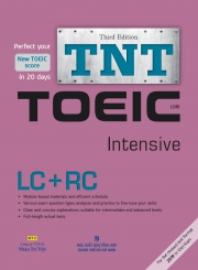 TNT TOEIC Intensive LC + RC (Third edition - 2019 format)