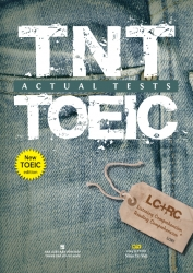 TNT TOEIC - Actual tests (kèm CD)