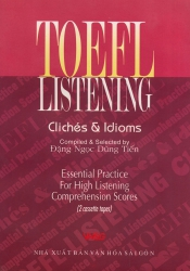 TOEFL Listening Cliché & Idioms