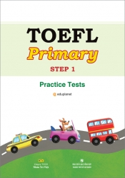 TOEFL Primary Step 1: Practice Tests (kèm CD)