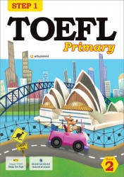 TOEFL Primary Step 1: Book 2 (kèm CD)
