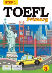 TOEFL Primary Step 1: Book 3 (kèm CD)