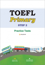 TOEFL Primary Step 2: Practice Tests (kèm CD)