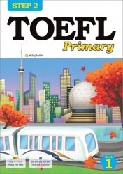 TOEFL Primary Step 2: Book 1 (kèm CD)