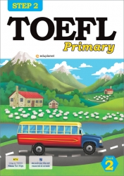 TOEFL Primary Step 2: Book 2 (kèm CD)