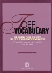 TOEFL Vocabulary - Nguyễn Thanh Chương