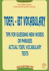 TOEFL – iBT Vocabulary (Đặng Ngọc Dũng Tiến)