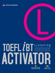 TOEFL iBT Activator Listening - Intermediate (kèm CD)