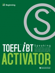 TOEFL iBT Activator Speaking - Beginning