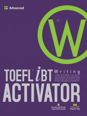 TOEFL iBT Activator Writing - Advanced (kèm CD)