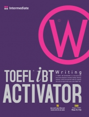 TOEFL iBT Activator Writing - Intermediate (kèm CD)
