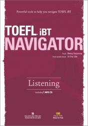 TOEFL iBT Navigator: Listening (kèm CD)