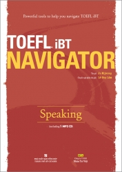 TOEFL iBT Navigator: Speaking (kèm CD)