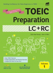 TOEIC Preparation LC + RC - Volume 1 (kèm CD)