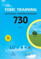 TOEIC Training Listening Comprehension 730 (kèm CD)