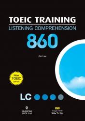 TOEIC Training Listening Comprehension 860 (kèm CD)