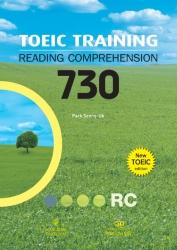 TOEIC Training Reading Comprehension 730