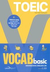 TOEIC Vocab Basic